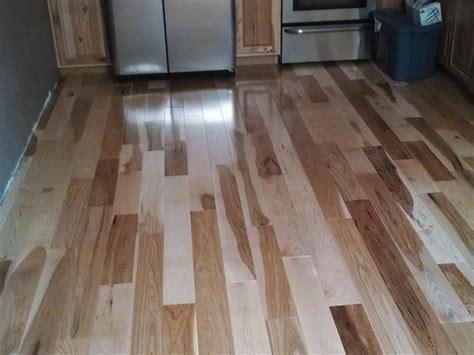 Flooring Gaps