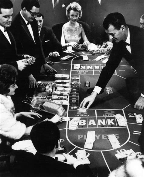 Flashback Friday: High Stakes World of Baccarat   Las