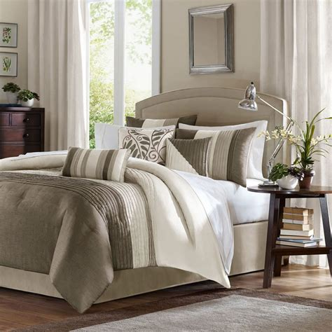 madison park comforter set the queen madison park amherst comforter set reviews