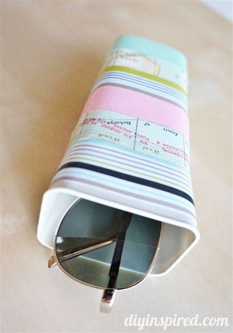 Thrifty Clever by Use Plastic Drink Containers For Sunglass Holders Plus