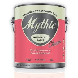 Non Toxic Interior Paint by Safe Non Toxic Paint Mythic Paint Review And Giveaway Closed