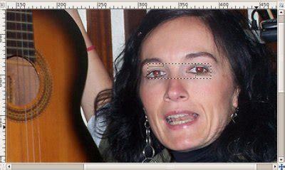 editor de imagenes quitar ojos rojos gimp ejercicios de aplicaci 243 n imh