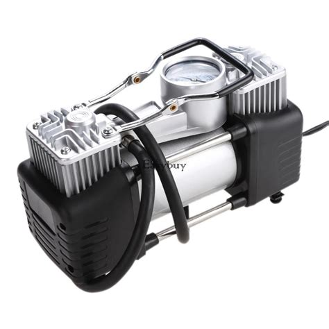 high volume 150psi air compressor inflator ideal for truck suv 4x4 tires ebay