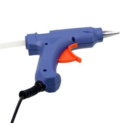 Melt Glue Gun 20 W 20w mini electric heating melt glue gun professional