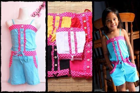 Jumpsuit Anak Melody tokotika olshop baju anak impor