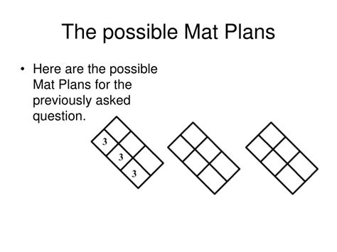 Mat Plan by Ppt Isometric Drawings Powerpoint Presentation Id 278242