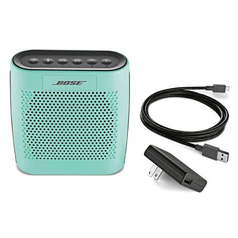 Bose Soundlink Speaker Portable Mint bose soundlink colour bluetooth speaker mint at