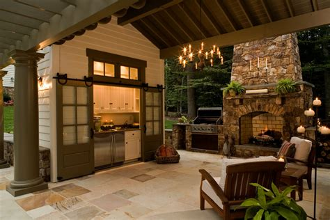 patio kitchen designs style spotters 7 garden patio must haves