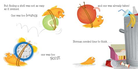 norman the slug with the silly shell the dyslexia shop norman the slug with the silly shell book by sue hendra official publisher page simon