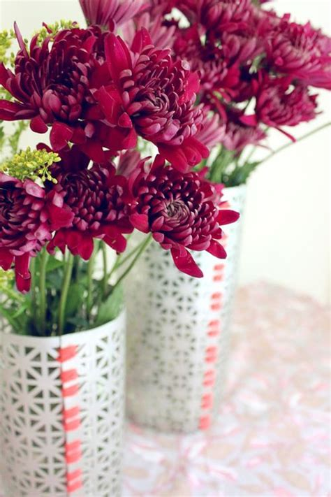 Make Your Own Vase by Make Your Own Flower Vase D I Y A Beautiful Mess