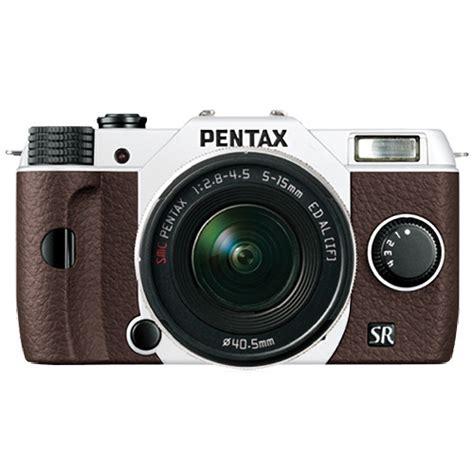 Kamera Mirrorless Pentax Q10 pentax q10 compact mirrorless with 5 15mm lens 11915 b h