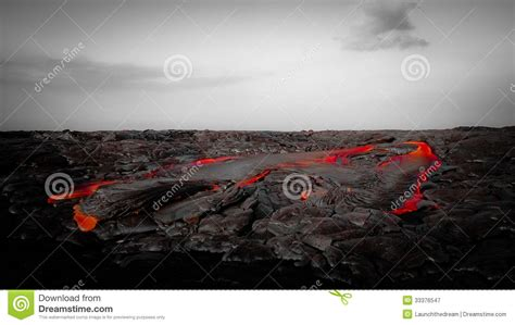 Big Flow 8 Maxy Ori By Lava lava flow in barren landscape royalty free