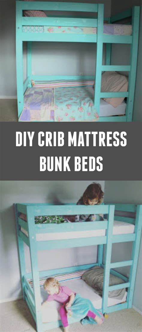 bunk beds for toddler mattresses best 25 pallet bunk beds ideas on raised beds
