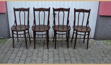 sedie thonet antiche 4 sedie antiche thonet