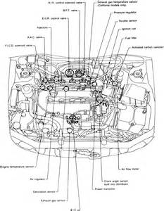 nissan sentra 1 6 engine diagram get free image about wiring diagram