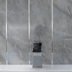 badezimmer paneele travertine or grey marble with chrome bathroom