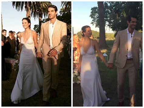 imagenes de vestidos de novias famosas argentinas vestidos de novias de famosas argentinas fotos vestidos