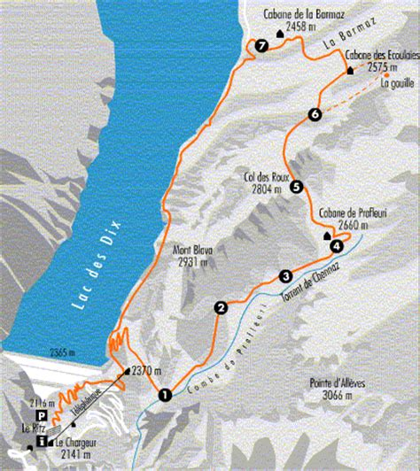 map louisiana dams grande dixence dam site