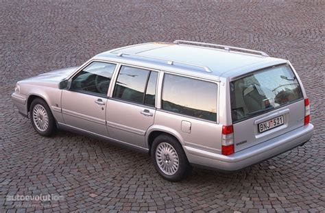 volvo 960 3 0i b4 panzerung armoured the marketplace for volvo v90 specs 1997 1998 autoevolution
