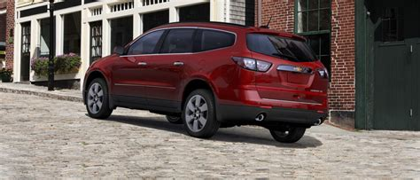 2015 chevrolet traverse chevy features review 2017