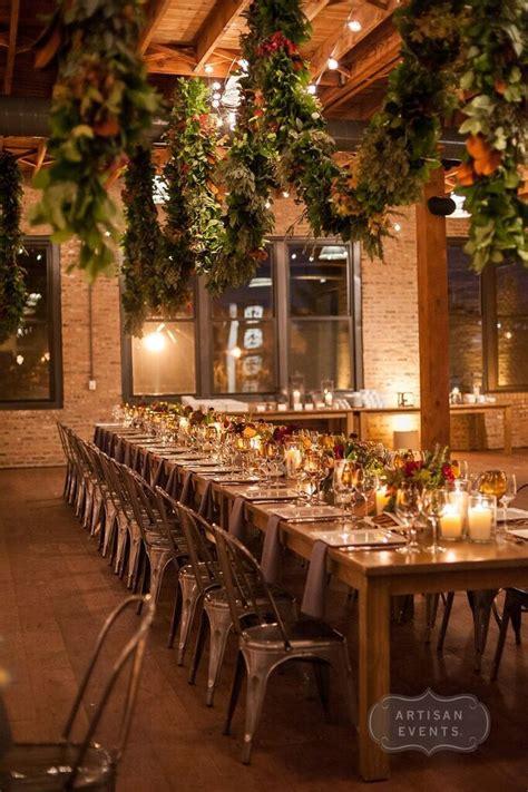 Industrial Wedding Decor by 25 Best Ideas About Modern Rustic Weddings On