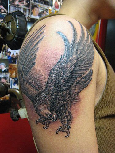tattoo meaning eagle eagle tattoo gallery 1 fullbody tattoos