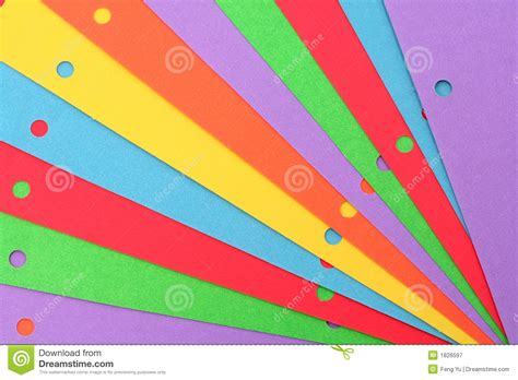 colorful office supplies royalty free stock image image colorful paper royalty free stock photography image 1826597