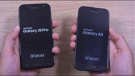 Samsung A5 Vs J5 Pro Samsung Galaxy J5 Pro 2017 Vs Galaxy A5 2017 Speed Test
