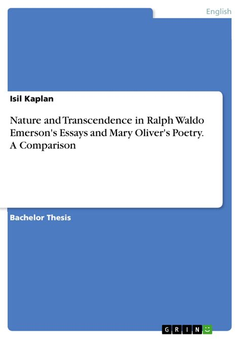 themes of the essay nature by emerson nature emerson essay topics