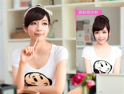 Hairclip Funbon Cepol Korea termurah kualitas hair clip curlywave 3 layer