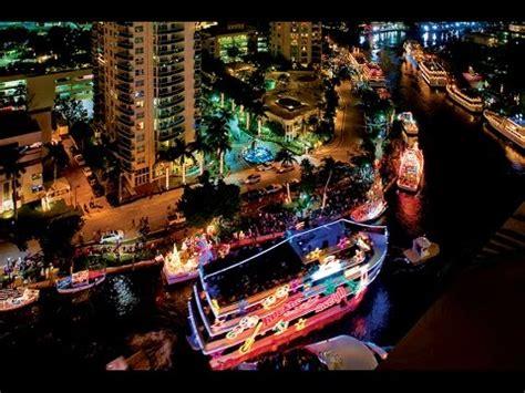 pompano beach boat parade 2014 behind the scenes seminole hard rock winterfest boat p