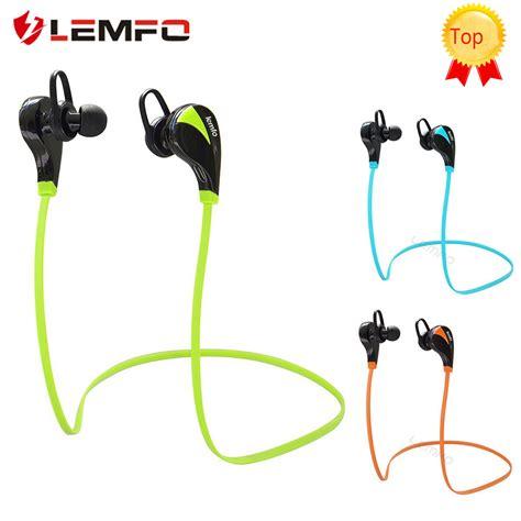 Wireless Sport Mp3 Headset lemfo g6 bluetooth earphone wireless headset stereo sports