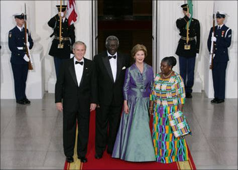 world review ghana prepares for elections after presidents death photo essay welcoming the president of the republic of