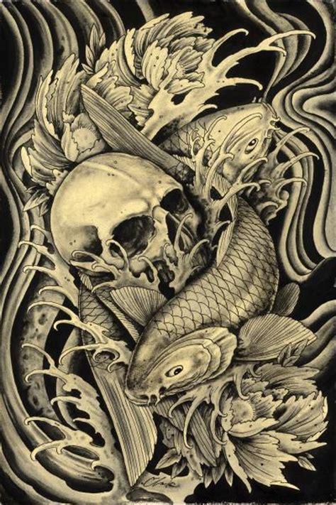koi tattoo vicente lopez gallery of tattoo art prints on canvas 866 254 6523