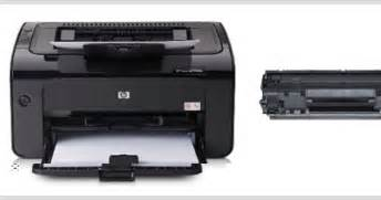 Blueprint Bp Hp35a Toner Cartridge cara isi ulang cartridge toner sendiri bedah digital
