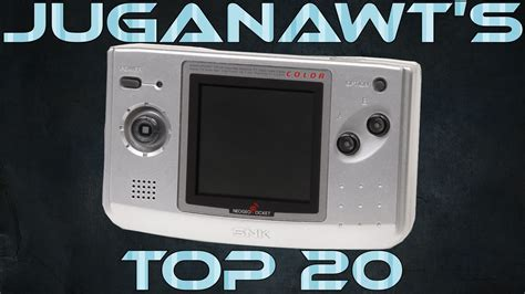 best neo geo top 20 neo geo pocket color ngpc of all time hd