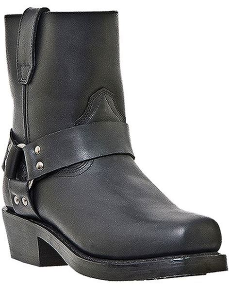 zipper motorcycle boots dingo rev up zipper motorcycle boots snoot toe boot barn