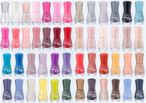 Essence Nagellak by For Essence Nagellak