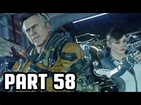 Call Of Duty 58 let s play call of duty advanced warfare exo zombies