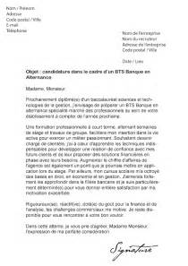 Exemple Lettre De Motivation Juriste Banque Lettre De Motivation Bts Banque Alternance Mod 232 Le De Lettre
