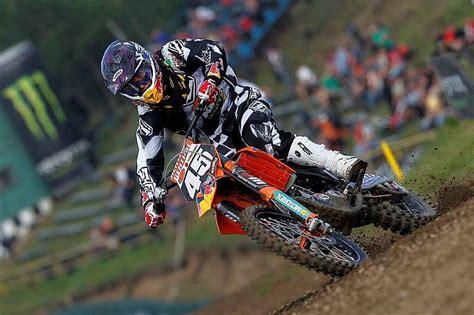 Ktm Sponsored Riders Jake Nicholls Ktm Raptor Titanium Motocross Pictures