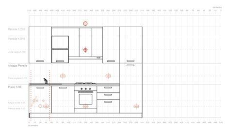 altezza cappa da piano cottura guida impianti e rivestimenti cucina arredaclick
