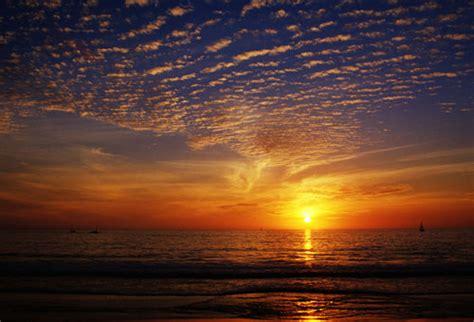 bosisio docce i 10 tramonti pi 249 belli mondo siviaggia