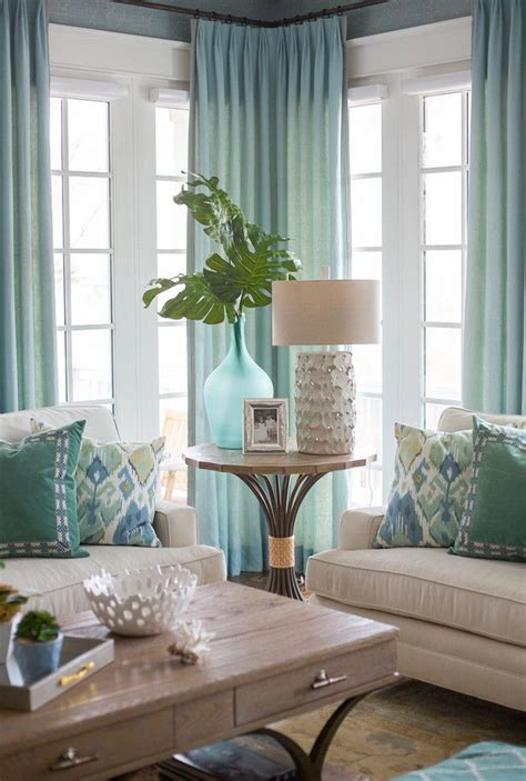 aqua colored home decor best 25 teal curtains ideas on pinterest curtains