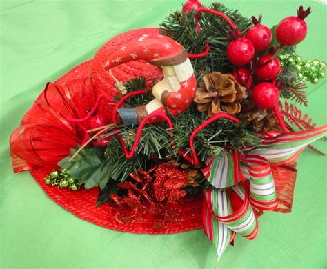 ways to decorate a santa hat 17 best images about straw hats on vintage style straws and shabby chic