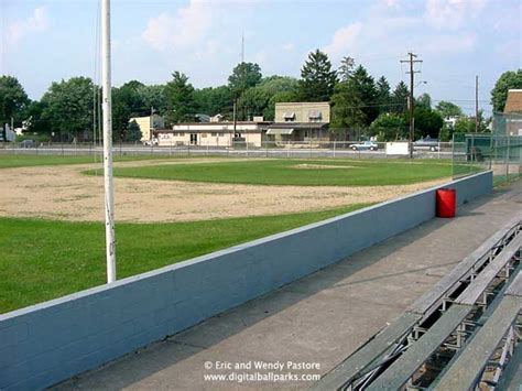Stumpf Field   Lancaster Pennsylvania   Former Home of the