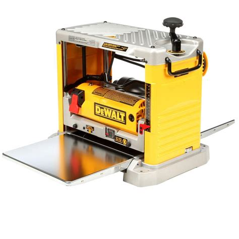 dewalt 15 12 1 2 in corded planer dw734 the home depot