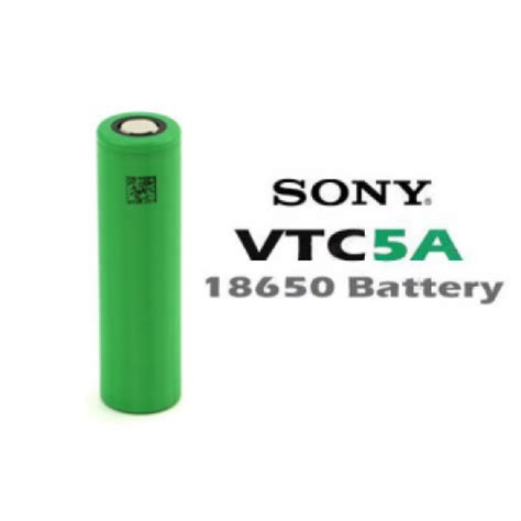 Promo Sony 18650 Rechargeable Battery 3000mah Termurah sony vtc5a 18650 2600mah 25a flat top battery