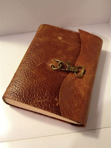Handmade Leather Sketchbooks - 17 best images about journal on