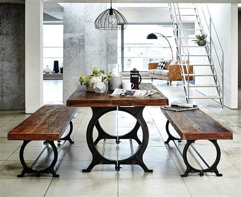 Solid Wood Dining Room Table And Chairs Reclaimed Wood Furniture Recycled Amp Upcycled Furniture